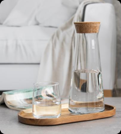 Kontenery szklane na świece - inspiracje